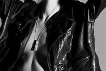 & Leather & / Fashion leather