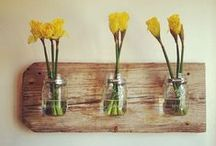 DIY Mason Jars / Everything that can be done with Mason Jars!