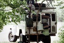 Road trip / Jeep wrangler, defender, land cruiser etc
