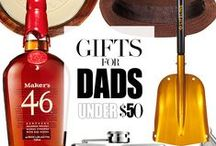 Dads Gift Guide / Gift Guide To The Man In Your Life