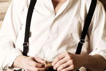 Suspenders Guide / Your ultimate guide to wearing suspenders for formal or casual days