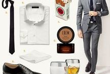 Holiday Getup / A complete guide to dressing sharp for an occasion