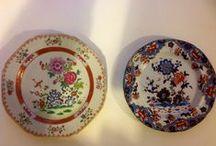 CHINA porcelain - ORIENT / chińska i japońska PORCELANA XVIII wiek