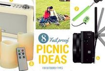 How to | Summer Picnic / Great picnic ideas for the whole family including picnic gear, picnic spots and stress free hiking to enjoy the great outdoors #picnic #backpack #picnictips