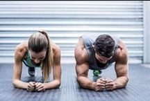 How to | Get Fit / Discover the best daily workout routines and gear to get started on your fitness routine. #workout #fitness