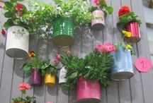 How to | Gardening Ideas / Great ideas and inspiration for green fingers or if you're just starting out with a garden revamp. #gardening #DIY #gardendecor