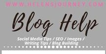BLOG HELP; Social Media, Images, SEO, Writing Tips etc / Blog Help, Social Media Tips, Writing Tips, Making Money Blogging ~ a Helens Journey collection