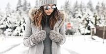 WINTER OUTFITS / Winter, Outfits, Looks, Inspiration, Ideen, Ideas, Outfit, Look, Trend, Cozy, Warm, Blog, Ootd,