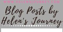 BLOG POSTS by Helen's Journey www.helensjourney.com / www.helensjourney.com  blog for my life's journey for mind, body & soul.  discovering a more natural way of life, nutrition, health & beauty.