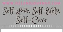 Self-Love, Self-Help, Self-Care ~ a HELEN'S JOURNEY collection