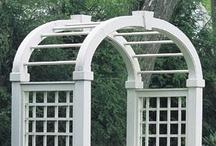 Arbors, Trellis', Fences