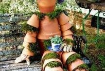 Cool gardening ideas / I love gardening and really wish I had more time to spend doing it