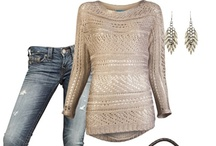 clothes & jewelry / by Miranda Murphy
