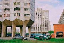 modernism/brutalism