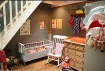 Ideeën voor kinderkamer