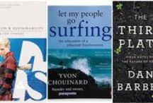 Reading List / Good reads for learning about the sharing economy, environmentalism, ethical fashion, and social change.