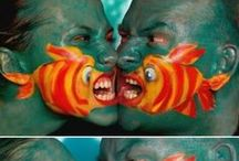 face and body art ...
