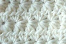 Crochet Stitches / Crochet stitch patterns, diagrams, how tos and tips. / by L Magg