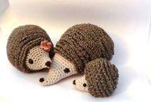 Crochet muñequitos