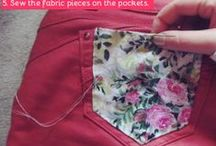 DIY ropa