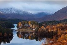 Scottish Highlands & Islands / We are surrounded by fantastic scenery and history.  Here are some places to visit in the area. / by Beauly Gallery