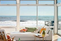 Coast and beach living style / All things Coastal style