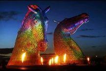 Sculptures in Scotland
