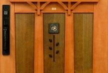 Craftsman Details / Arts and Crafts, Prairie, Bungalow, Mission, Art Deco, Art Nouveau, William Morris, Wiener Werkstatte. Absolutely no limit! Knock yourself out! / by NB