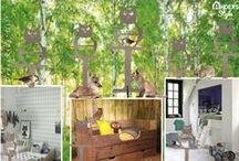 Kinderkamer & Children's room & Kinderzimmer - Anders Style / DressKids Uil