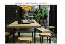 Trend - Ikea - Ilse Crawford Sinnerlig 2015 - Anders Style / De collectie bestaat uit tafels, krukjes, ligbedden, lampen en verschillende accessoires zoals schalen, vazen en tafeldecoratie stukken.Ikea heeft met Ilse Crawford en een Portugese kurk leverancier samengewerkt. Portugal was al bekend vanwege het aanleveren van  dit natuurlijke materiaal kurk.