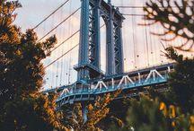 """Lovely NYC / Любимый город. И где-то вдалеке поют: """"Нью-Йорк, Нью-Йорк!"""". Большое Яблоко не скучает."""
