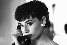 "Audrey Hepburn / ""Elegance is the only beauty that never fades"".      ~Audrey Hepburn love u beautiful"