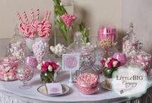Wedding - candy buffet