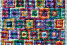 needlework.embroidery/stitching