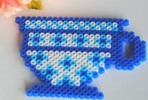 Hama beads / Hama beads are cool cause you get beads and turn them into works of art