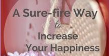 Celebrate: Happiness / Before you can tackle any area of Wellness in your life, you should work on becoming Happier. 30 Days to Happiness will help you do just that. Ways to become Happier, Tips to strengthen your Happiness muscles, Strategies to help you become happier, and Happiness Quotes to help you will be pinned.