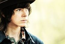 Chandler Riggs❤