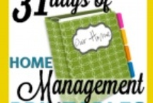 Home Management / by Stephanie Pemberton