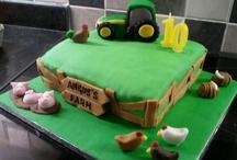 Angus's Farm Cake