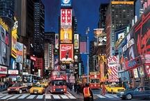 New York / by Pedro Fernández Larrasquitu