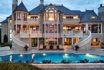 Luxury Homes / by Nick Acuna