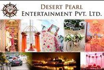 Desert Pearl Entertainment / destination weddings