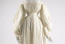 Klänningar 1800-tal
