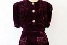 Klänningar 1930-tal