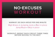 Ejercicios / Workout