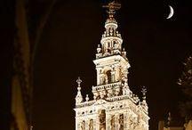 Sevilla / Hermosa ciudad Andaluza que duerme a la orilla del Guadalquivir/Spain~