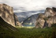 Iconic Yosemite / Some of the most iconic places in Yosemite National Park on display!