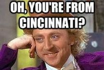 Cincinnati and Other Humor / Humor and Just for Fun