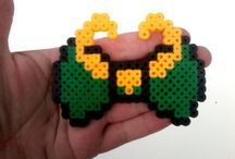 Perler Bead Designs / Things I would like to make with Perler beads / by |Morgan|