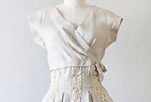 Klänningar 1950-tal